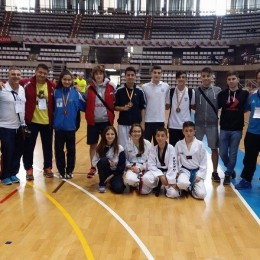 12th Spanigh Open TKD 2014